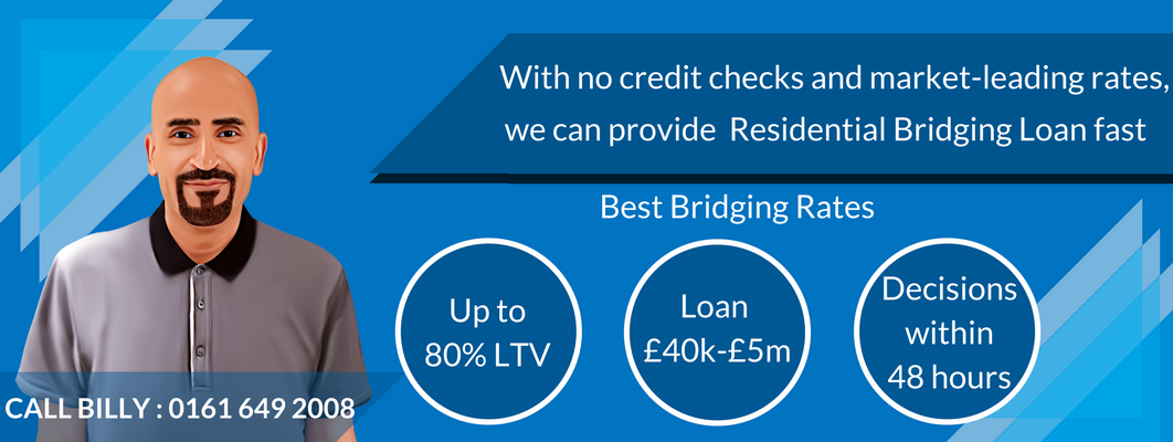 residential bridging loan