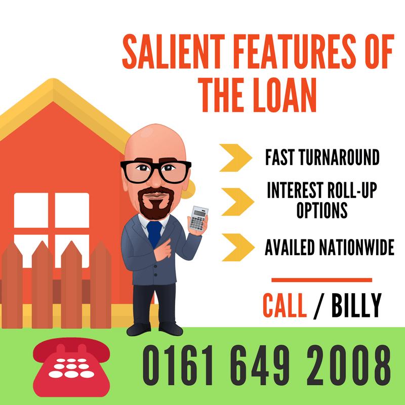 salient features of the loan