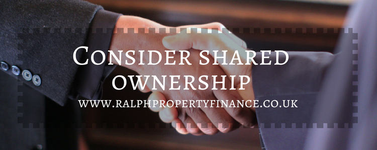 consider shared ownership
