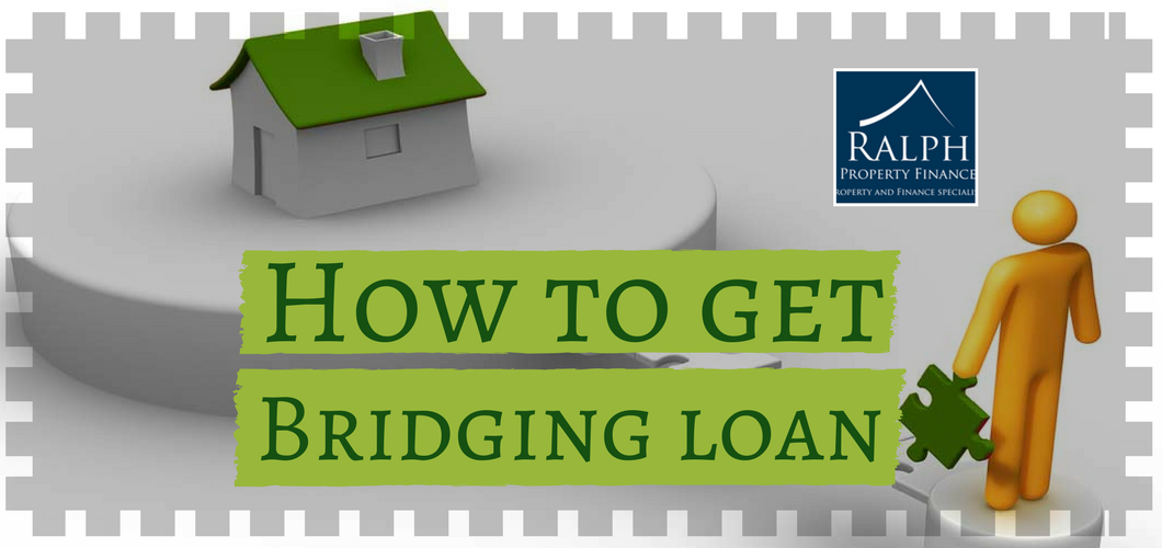 how to get bridging loan