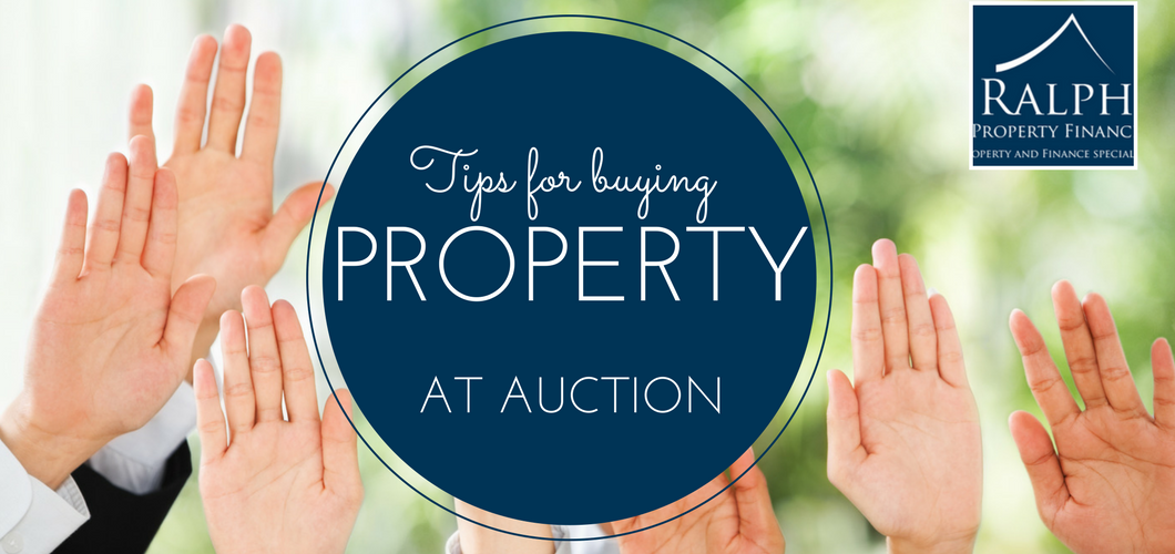 tips for buying a property at auction