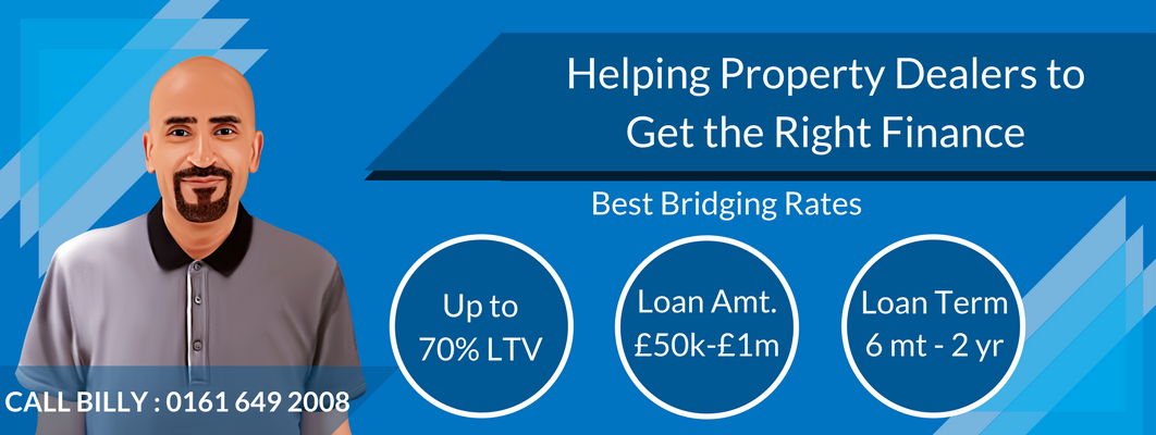 bridging loan for house purchase